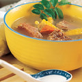 玉米罗卜排骨汤